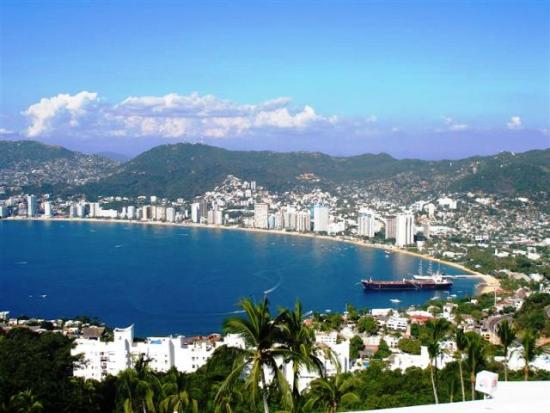 Découvrez Acapulco au Mexique et sa vie nocturne haut de gamme