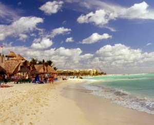 Playa del Carmen mexique 300x244 photo