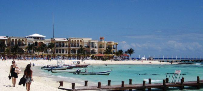 Découvrez Playa del Carmen proche de Cancun au Mexique