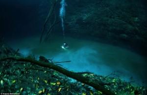 Cenote Angelita