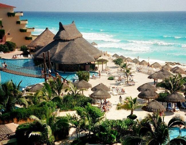 mexique cancun voyage