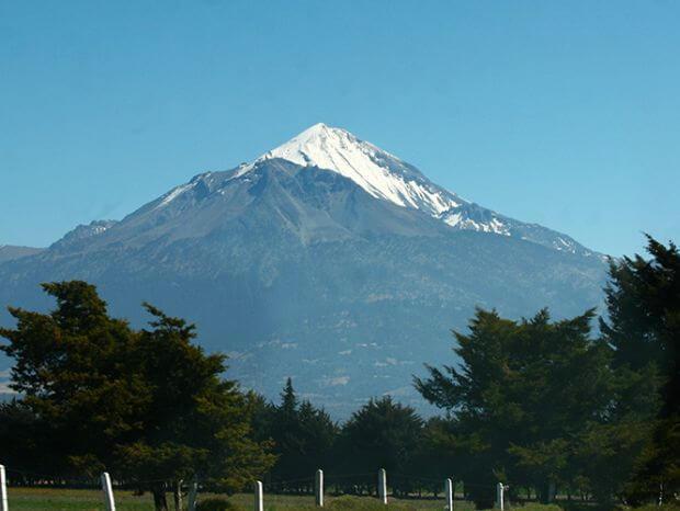 Découvrez le pic d'Orizaba ou Citlaltépetl,  volcan du Mexique